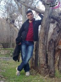 عکس شاعر امین سوری