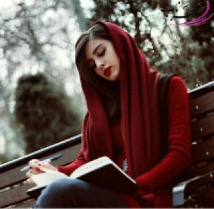 عکس شاعر سعیده تفضّلی نیک (باران)