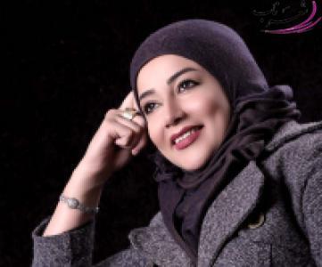 عکس شاعر سیده نفیسه موسوی(بانوی رباعی)