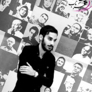 عکس شاعر حمیدرضا محمودی (ناجی)