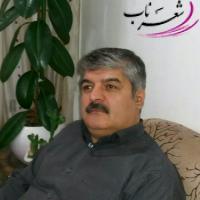عکس شاعر اصغر رضامند