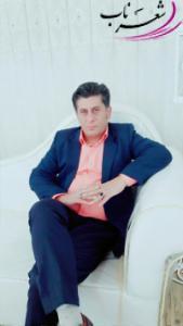 عکس شاعر سید امان اله درخشانی