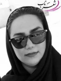عکس شاعر لیلا طیبی