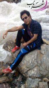 عکس شاعر ذبیح الله خانی تملیه