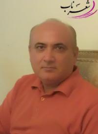 عکس شاعر رضا رجبی