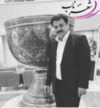 عکس شاعر ناصر باقری