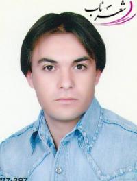 عکس شاعر فرهاد شفیعی ( خاکستر)