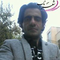 عکس شاعر محمدحسین برزکار
