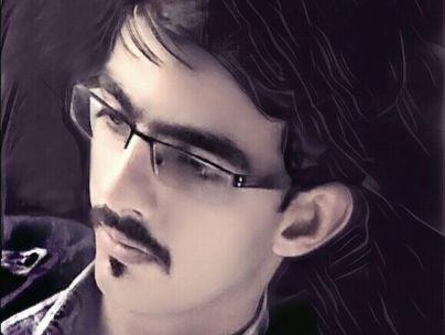 عکس شاعر امیررضا گلچین ( ناصح )