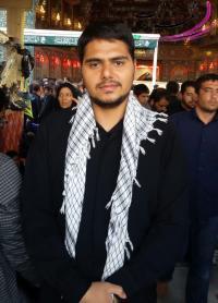 عکس شاعر احمد حاجی زاده اردبیلی