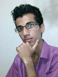 عکس شاعر احمد غفوریان (سیستانی)