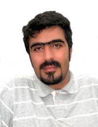 عکس شاعر علیرضا غلامی