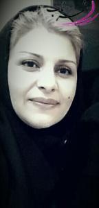 عکس شاعر مهناز حسینی(آناهید)