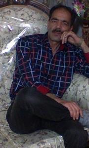 عکس شاعر علی پورحبیبی