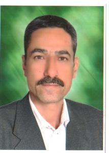 عکس شاعر علیرضا کاشی پور محمدی