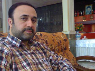 عکس شاعر محمد ابراهیم جاذب نیکو(جاذب)
