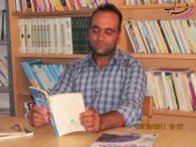 عکس شاعر مجتبي مهدوي