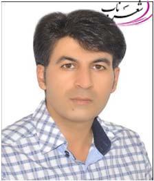 عکس شاعر محسن خدادادزاده