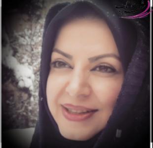 عکس شاعر گیتی صالح