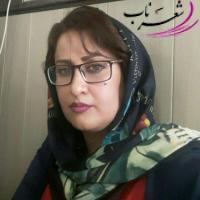 عکس شاعر زهره هوشیار محمدی